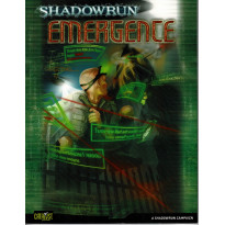 Emergence (jdr Shadowrun V4 de Catalyst Game Labs en VO)