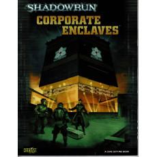 Corporate Enclaves (jdr Shadowrun V4 de Catalyst Game Labs en VO)