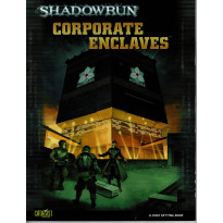 Corporate Enclaves (jdr Shadowrun V4 de Catalyst Game Labs en VO)