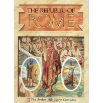 The Republic of Rome (jeu de stratégie d'Avalon Hill en VO)