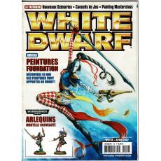 White Dwarf N° 156 (magazine de jeux de figurines Games Workshop en VF)