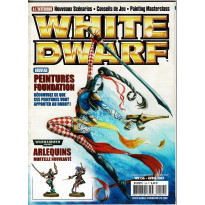 White Dwarf N° 156 (magazine de jeux de figurines Games Workshop en VF)