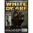 White Dwarf N° 157 (magazine de jeux de figurines Games Workshop en VF) 002