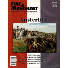 Fire & Movement 93 (magazine de wargames en VO)