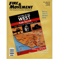 Fire & Movement 94 (magazine de wargames en VO)