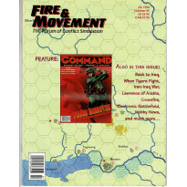 Fire & Movement 95 (magazine de wargames en VO)