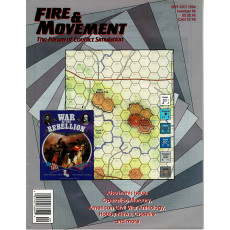 Fire & Movement 96 (magazine de wargames en VO)