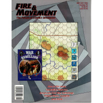 Fire & Movement 96 (magazine de wargames en VO)
