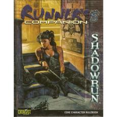 Runner's Companion (jdr Shadowrun V4 de Catalyst Game Labs en VO)