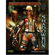 Augmentation (jdr Shadowrun V4 de Catalyst Game Labs en VO)