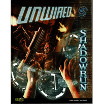 Unwired (jdr Shadowrun V4 de Catalyst Game Labs en VO)