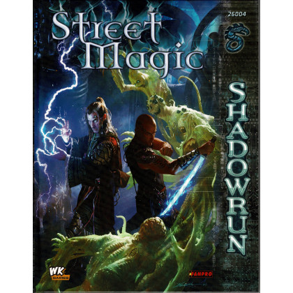 Street Magic (jdr Shadowrun V4 de WKGames en VO) 001