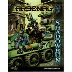 Arsenal (jdr Shadowrun V4 de Catalyst Game Labs en VO)