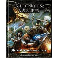 Chroniques Oubliées Fantasy - Recueil de mini-aventures (jdr Black Book Editions en VF)