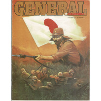 General Vol. 22 Nr. 2 (magazine jeux Avalon Hill en VO)