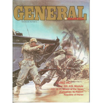 General Vol. 28 Nr. 2 (magazine jeux Avalon Hill en VO)