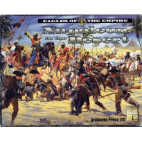 Napoleon in the Desert - Eagles of the Empire (wargame en VO) 001
