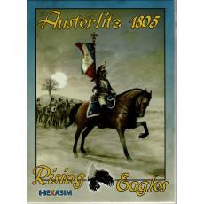 Rising Eagles - Austerlitz 1805 (wargame d'Hexasim en VF)