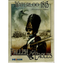 Fallen Eagles - Waterloo 1815 (wargame Bicentenary Edition d'Hexasim en VF)