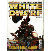 White Dwarf N° 220 (magazine de jeux de figurines Games Workshop en VF)