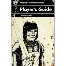 Operation Unfathomable - Player's Guide (jdr d'Hydra Cooperative en VO)