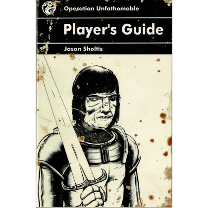 Operation Unfathomable - Player's Guide (jdr d'Hydra Cooperative en VO) 001