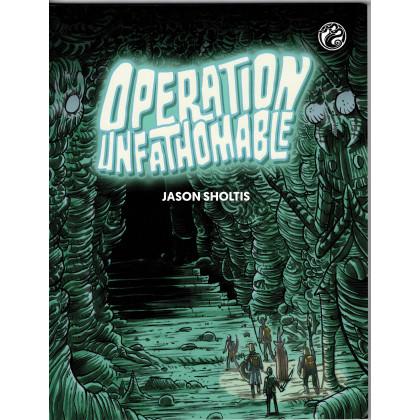 Operation Unfathomable - Le jeu de Rôle (jdr OSR d'Hydra Cooperative en VO) 001
