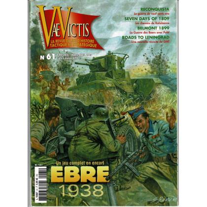 Vae Victis N° 61 (La revue du Jeu d'Histoire tactique et stratégique) 006