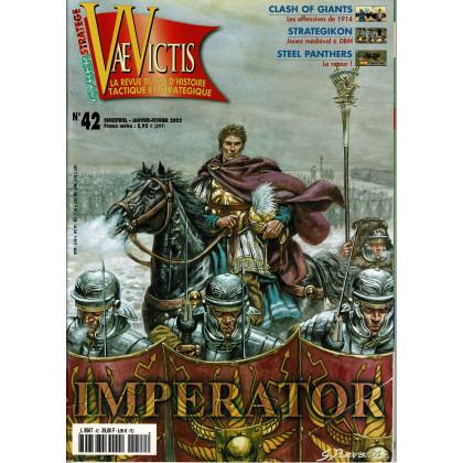 Vae Victis N° 42 (La revue du Jeu d'Histoire tactique et stratégique) 006