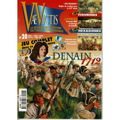 Vae Victis N° 20 (La revue du Jeu d'Histoire tactique et stratégique) 007