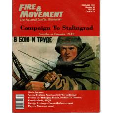 Fire & Movement 84 (magazine de wargames en VO)