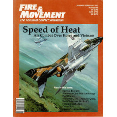 Fire & Movement 85 (magazine de wargames en VO)