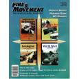 Fire & Movement 99 (magazine de wargames en VO) 001