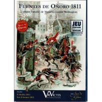 Fuentes de Onoro 1811 - Série Jours de Gloire (wargame complet Vae Victis en VF & VO)