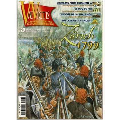 Vae Victis N° 29 (La revue du Jeu d'Histoire tactique et stratégique) 007