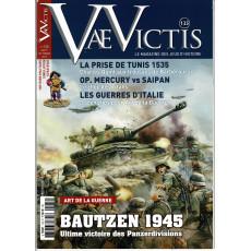 Vae Victis N° 135 - Revue seule (Le Magazine du Jeu d'Histoire)