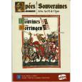 Epées Souveraines - Série Au Fil de l'Epée (wargame de Ludofolie en VF) 001