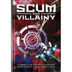 Scum and Villainy - Livre de base (jdr Evil Hat Productions en VO)
