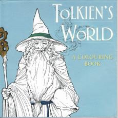 Tolkien's World - A Colouring Book (livre de coloriage d'Octopus Books en VO)