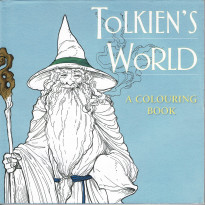 Tolkien's World - A Colouring Book (livre de coloriage d'Octopus Books en VO) 001