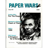 Paper Wars - Issue 30 (magazine wargames en VO)