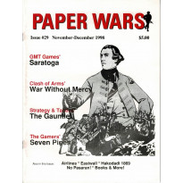 Paper Wars - Issue 29 (magazine wargames en VO) 001