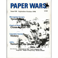 Paper Wars - Issue 28 (magazine wargames en VO) 001