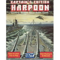 Harpoon - Captain's edition (wargame naval en VO) 001