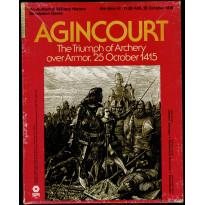 Agincourt (wargame de SPI en VO) 001