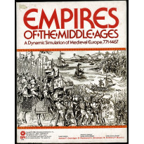 Empires of the Middle Ages (wargame de SPI en VO) 001
