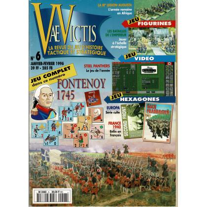 Vae Victis N° 6 (La revue du Jeu d'Histoire tactique et stratégique) 006