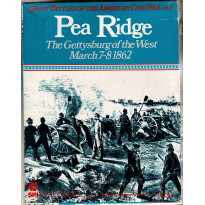 Pea Ridge - The Gettysburg of the West 1862 (wargame de SPI en VO)