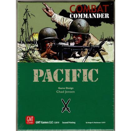 Combat Commander Pacific - Second Printing de 2019 (wargame GMT en VO) 002