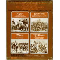 Les dernières batailles de Napoléon - 16-18 juin 1815 (wargame SPI en VF)